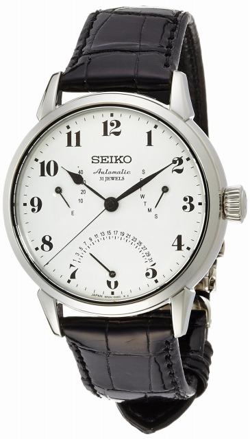 セイコー SEIKO プレサージュ PRESAGE 腕時計 ウォッチ 琺瑯ダイヤル メカニカル 自動巻(手巻つき) カーブサファイアガラス 日常生活用強化防水(10気圧) SARD007 メンズ