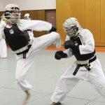 高校の日本拳法部で活躍したこと