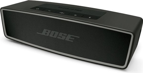 Bose SoundLink Mini Bluetooth speaker II : ポータブルワイヤレススピーカー カーボン SLink Mini II CBN