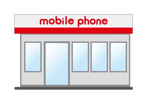携帯電話ショップ