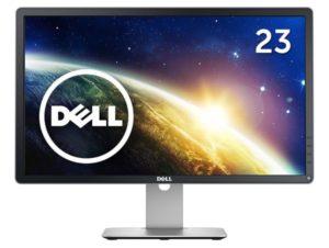 Dell ディスプレイ モニター P2314H 23インチ/フルHD/IPS非光沢/8ms/VGA,DVI,DP/USBハブ
