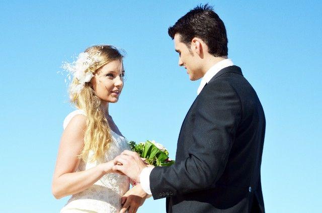 結婚相手は誠実な男性を希望