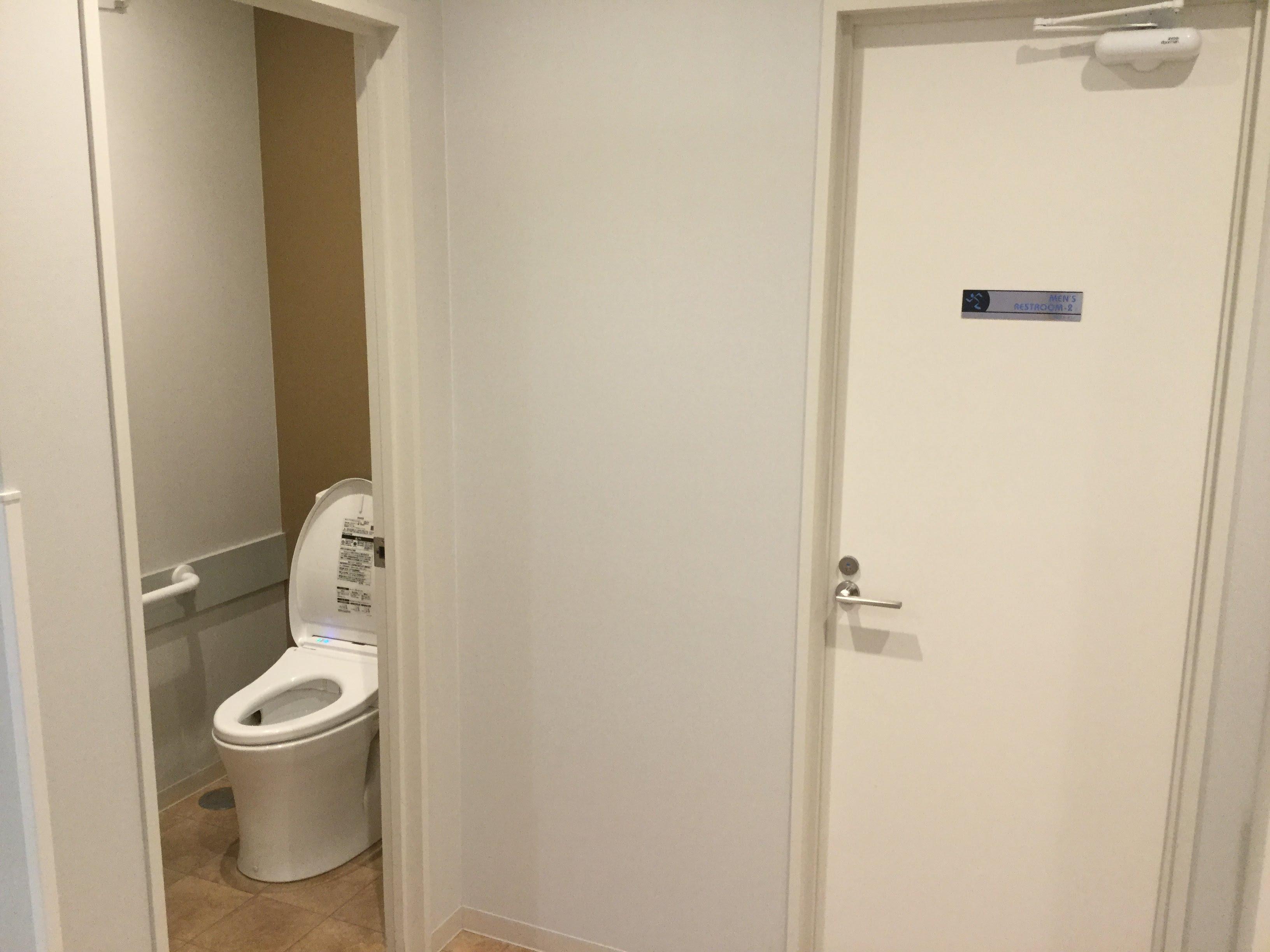 エニタイム 藤崎 トイレ