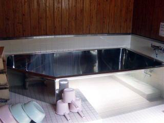 塩塚高原キャンプ場 お風呂