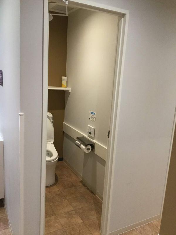 エニタイム 平尾 トイレ
